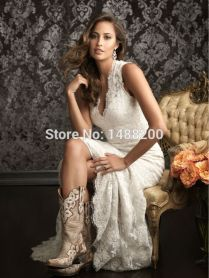Spanish Lace Wedding Dress Reviews