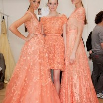 Special Wednesday} Top 10 Coral Bridesmaid Dresses Ideas In 2013