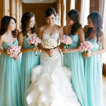 Tiffany Blue Bridesmaids On Emasscraft Org A Selection Of The Best