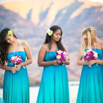Turquoise Caribbean Blue Beach Wedding
