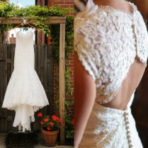 Vintage Southern Wedding In Traditional Church