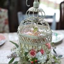 Wedding Birdcage Table Centerpiece 20 Flower Birdcage Decorations