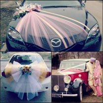 Wedding Car Decoration 25 Fancy Ideas To Getaway In Style