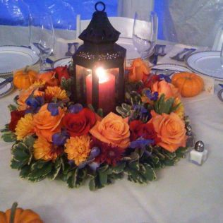 Wedding Centerpieces Ideas Fall Wedding Centerpieces With Lanterns
