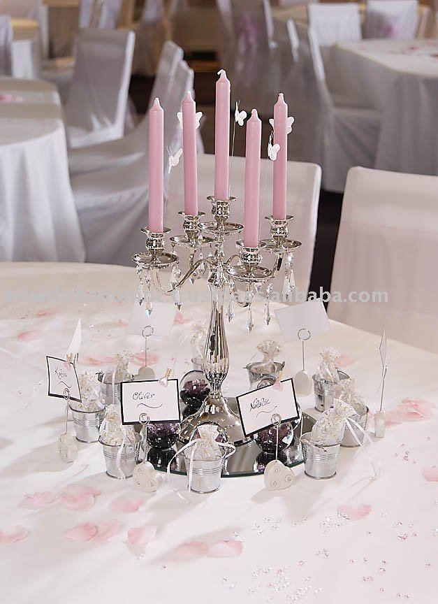 Wedding Candelabra Decorations