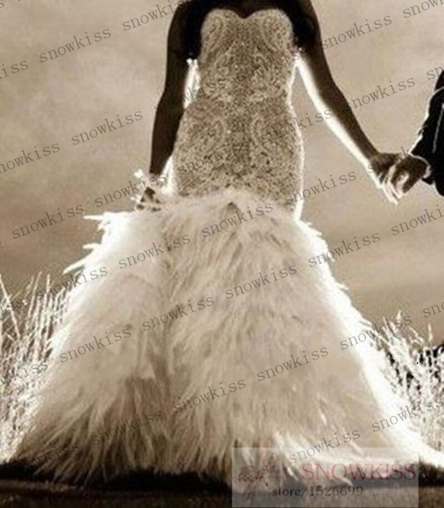 Wedding Dress Champagne Color Picture