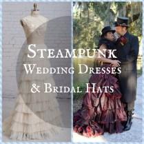 Wedding Dresses And Bridal Hats