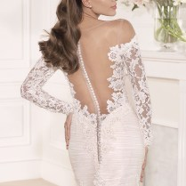 Wedding Dresses With Lace Sleeves Off The Shoulder Â« Bella Forte