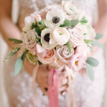 Wedding Flowers Anemone Bouquets & Anemone Centerpieces