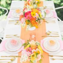 Wedding Table Runners – Table Setting Ideas For A Very Special Day