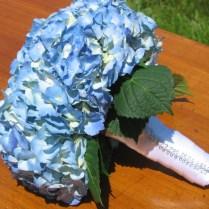 White Hydrangea Centerpieces For Weddings Bluewhite Hydrangeas