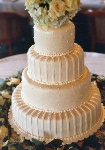 Almond Wedding Cake Icing