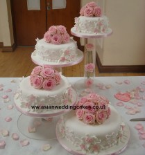 Wedding Cake Icing Decorations