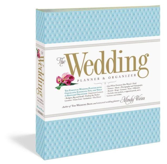12 Top Wedding Planning Books And Organizers