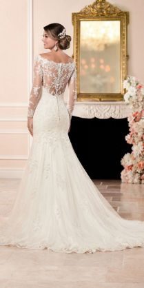 Best 25 Wedding Dress Styles Ideas On Emasscraft Org Dress Necklines