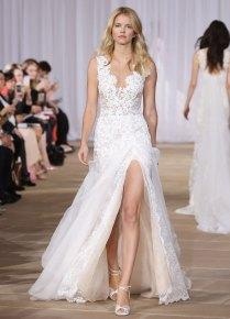 Captivating Wedding Dresses With Slits Up The Leg 76 On Wedding