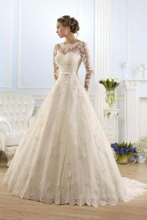 Elegant Lace Wedding Dresses With Lace Sleeves 61 About Romantic