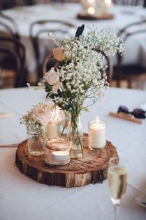 Excellent Homemade Wedding Decorations Centerpieces 15 About