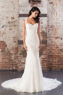 Fitted Wedding Dresses Best 25 Fitted Wedding Gown Ideas On