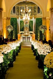 Incredible Church Wedding Flower Decorations 1000 Ideas About