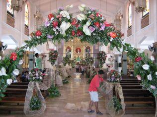 Latest Church Wedding Decoration Wedding Decorations Decoration