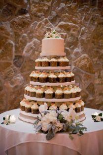 Rustic Cupcakes Wedding