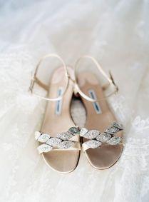Wedding Flat Sandals