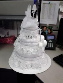 100 Best Wedding Towel Cakes Images On Emasscraft Org