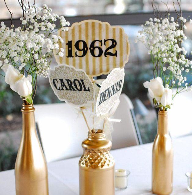 10th Wedding Anniversary Decorations