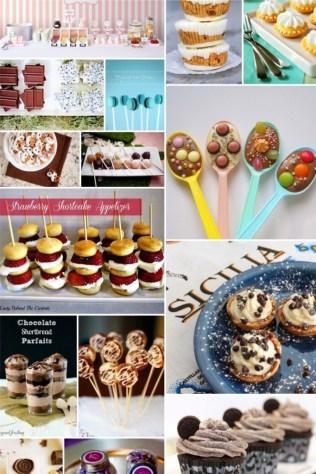 15 Awesome Diy Wedding Dessert Ideas