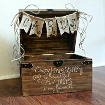 20 Creative Wedding Card Box Ideas Many Brides Are Dying For