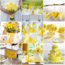210 Best Yellow & Grey Theme Wedding Images On Emasscraft Org