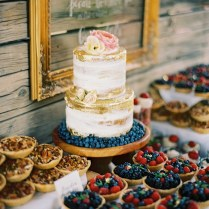23 Creative Wedding Dessert Bar Ideas