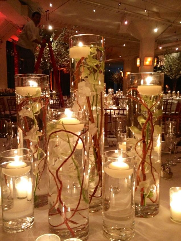 280 Best Floating Candle Centerpieces Images On Emasscraft Org