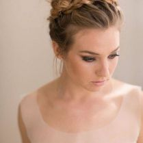 30 Top Knot Bun Wedding Hairstyles That Will Inspire(with Tutorial