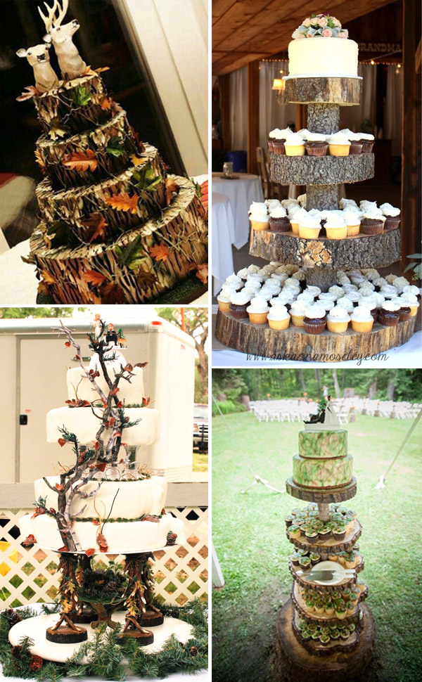 Fall Camo Wedding Ideas