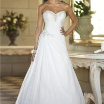 Amazing Corset Wedding Dress 7