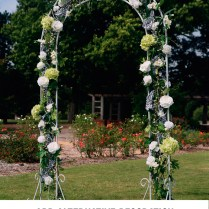Amazing Decorated Arches For Weddings 12