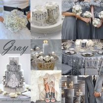 Amusing Gray Wedding Decoration Ideas 82 For Table Numbers For