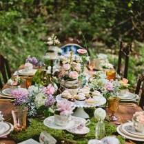 An Alice In Wonderland Themed Wedding