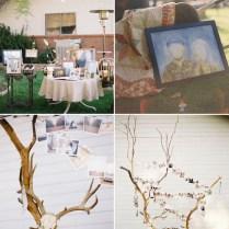 Antler Wedding Decorations
