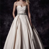 Ball Gown Wedding Dress With Pockets