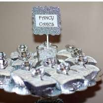 Beautiful Diamonds And Pearls Wedding Theme Ideas