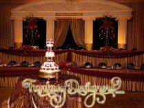 Beautiful Phantom Of The Opera Themed Wedding Gallery