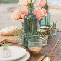 Best 25 Beach Wedding Centerpieces Ideas On Emasscraft Org