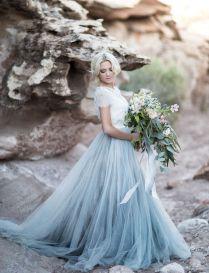 Best 25 Blue Wedding Dresses Ideas On Emasscraft Org