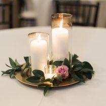 Best 25 Candle Centerpieces Ideas On Emasscraft Org