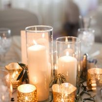 Best 25 Candle Wedding Centerpieces Ideas On Emasscraft Org