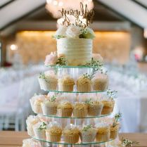 Best 25 Cupcake Wedding Cakes Ideas On Emasscraft Org
