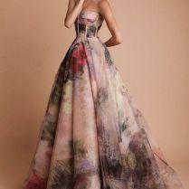 Best 25 Floral Gown Ideas On Emasscraft Org